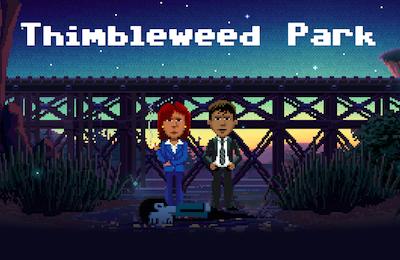 thimbleweed logo