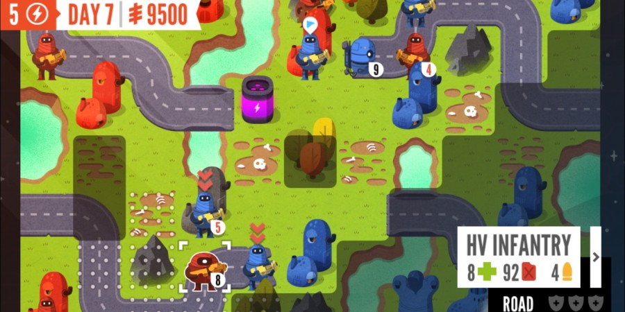 'Warbits' Review - War Never Changes