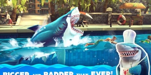 'Hungry Shark World' Finally Launching Worldwide May 5th