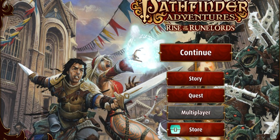 'Pathfinder Adventures' Review - Or How to Make a Card Game Feel More Like an Adventure