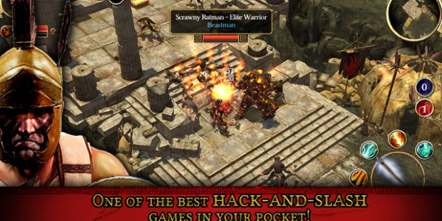 'Diablo'-like Hack 'N Slash RPG 'Titan Quest' Hits the App Store