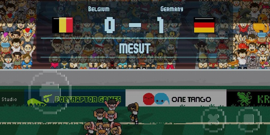 'Pixel Cup Soccer 16' Review - There's Your Fairytale