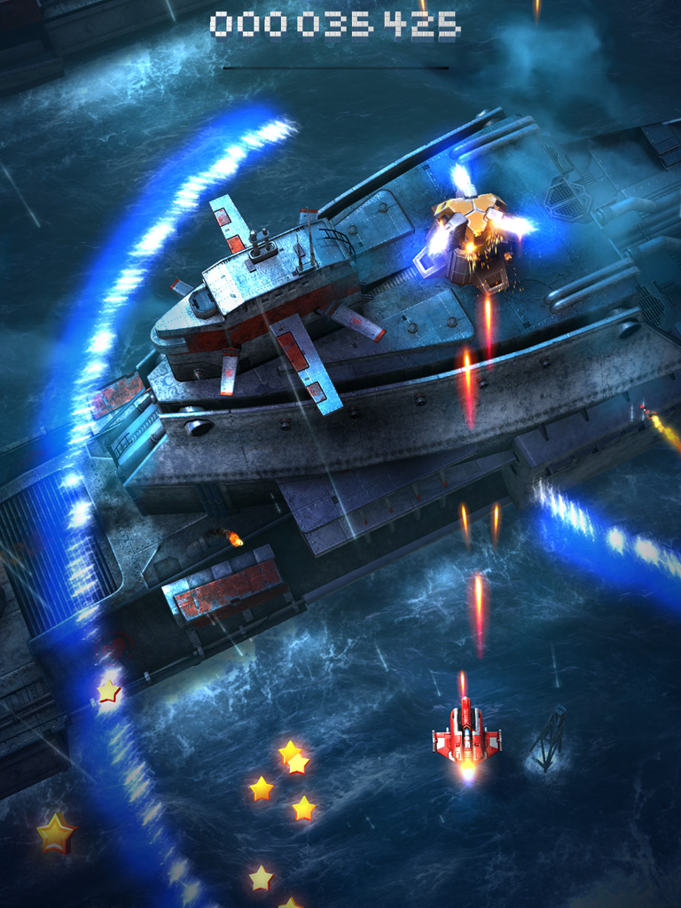 sky force reloaded update