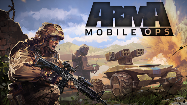 Arma Mobile Ops 1