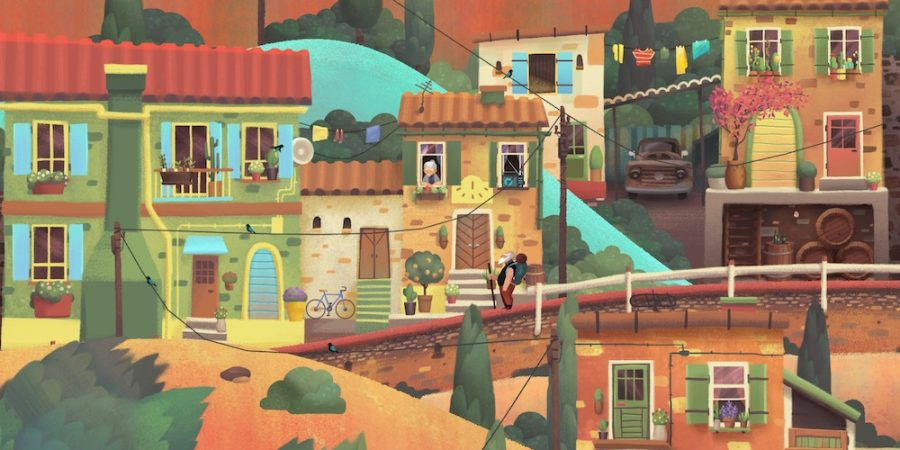 'Old Man's Journey' is a Beautiful and Unique Puzzle Adventure from the Makers of 'And Yet It Moves'