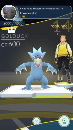 pokemon go team 2