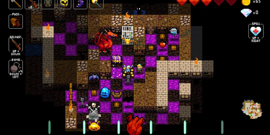 'Crypt of the NecroDancer Pocket Edition' Review - Let it Steal Your Heart