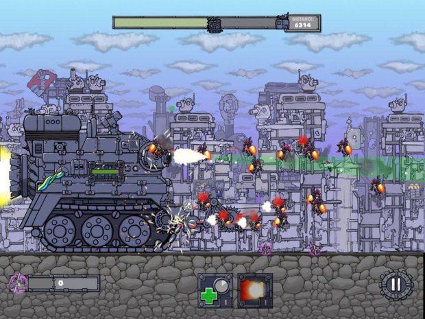 Mega Tank 2