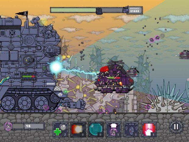 Mega Tank 4
