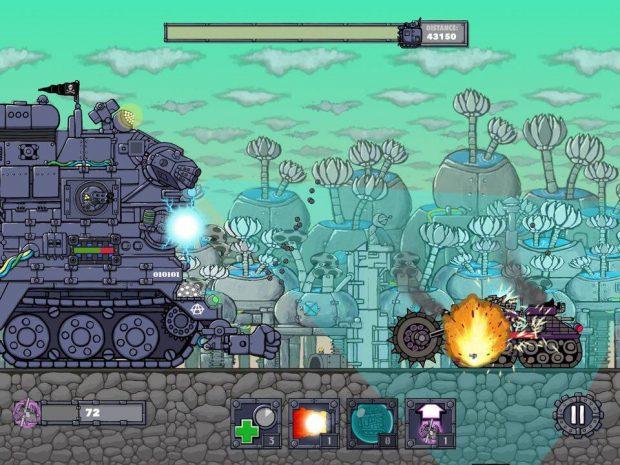 Mega Tank 5