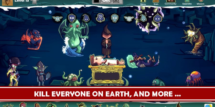 New iPhone Games on Our Forums: 'Legend of Heropolis', 'Pixel Car Racer', 'Cthulhu Clicker' and More