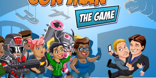 'Con Man The Game', a Comic Con-Building Game Based on Alan Tudyk's Webseries, Releases Tomorrow