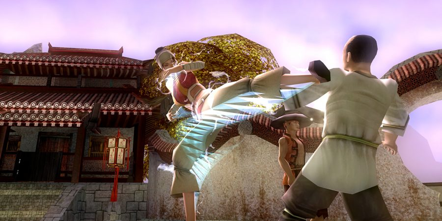 'Jade Empire: Special Edition' Review - Everybody Was Kung Fu Grinding