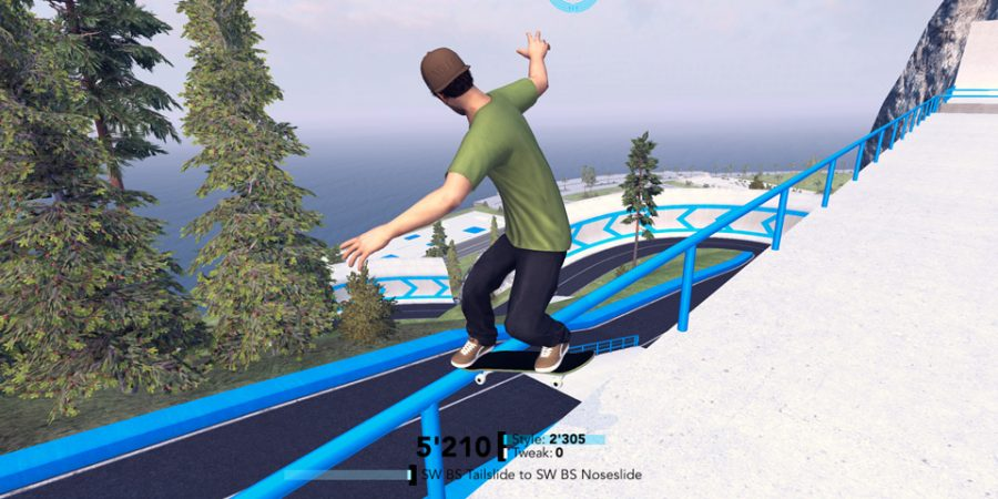 'MyTP Skateboarding' Ollies Onto the App Store on August 11th