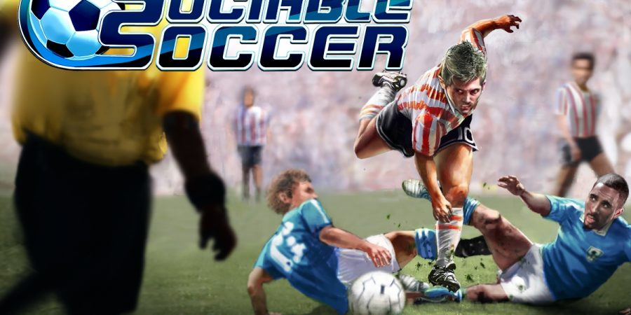 'Sociable Soccer' Is Bringing Online Soccer Arcade Action to the App Store Later This Year