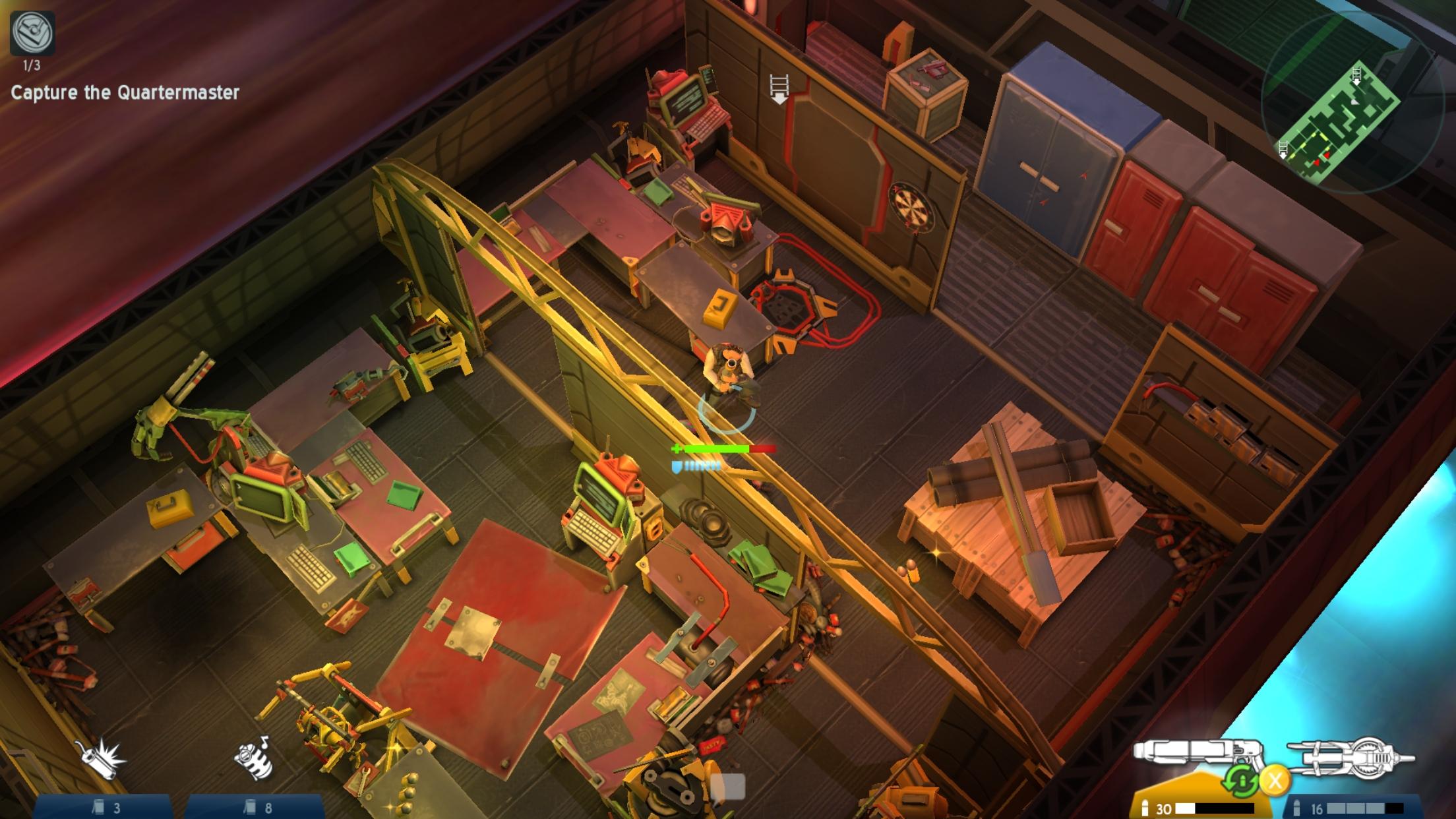 Space Marshals 2 Screenshot 3