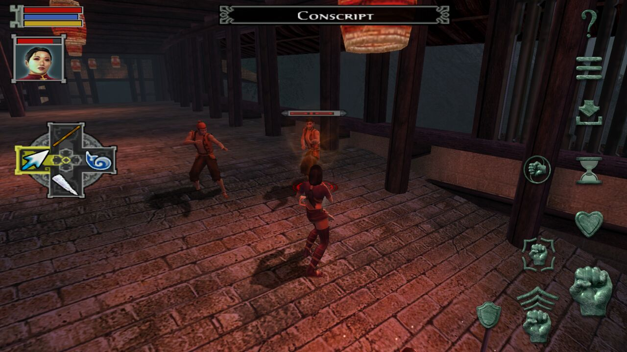 Jade empire threesome — photo 1