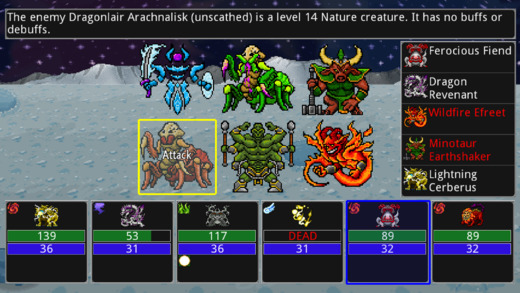 Hardcore RPG Sequel 'Siralim 2' Has Just Hit the App Store