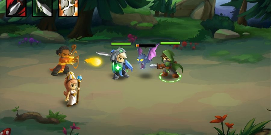 Mika Mobile Developing 'Battleheart 2' with Co-Op Multiplayer