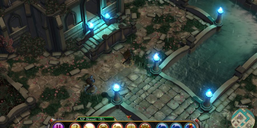'Ember' Review - Keeping the Old-School RPG Light Burning