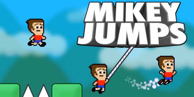 'Mikey Jumps' is a Mashup of the 'Mikey Shorts' Trilogy Arriving Next Month