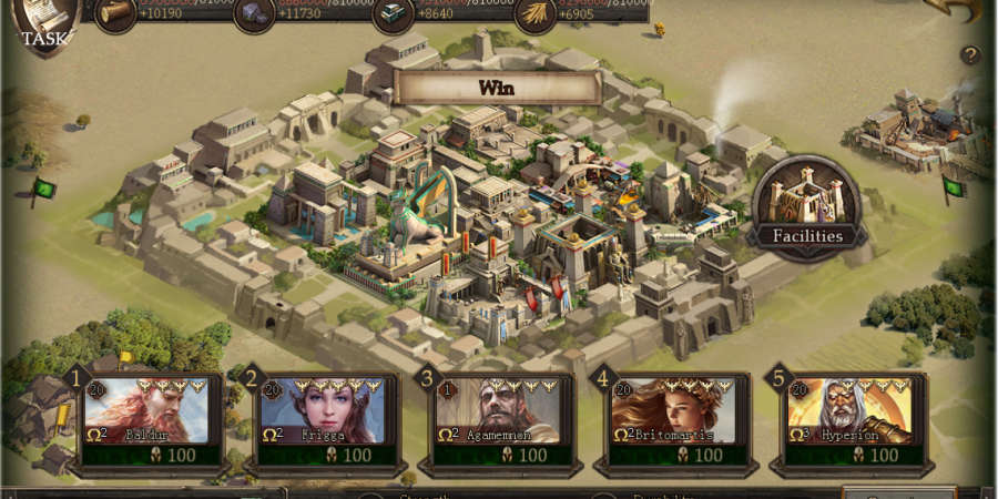 'Immortal Conquest' form NetEase Will Offer Raiding Strategy with Limited Land to Conquer