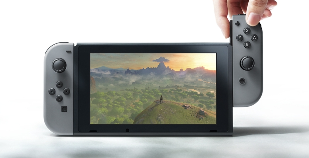 The Carter Crater: The Nintendo Switch is One More Step Toward the Great Gaming Convergence