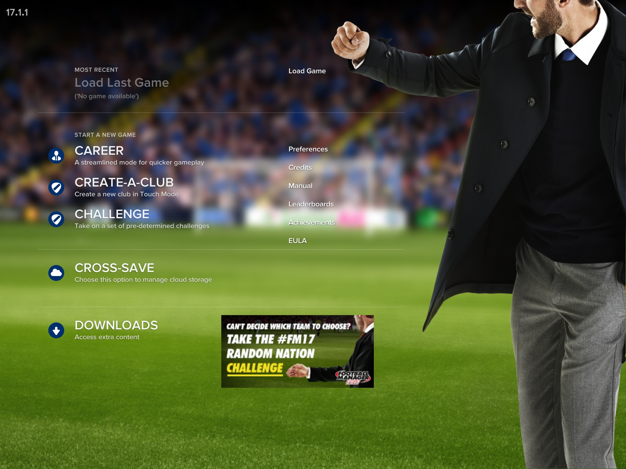 'Football Manager Touch 2017' Review - Amazing Game, Crashing App