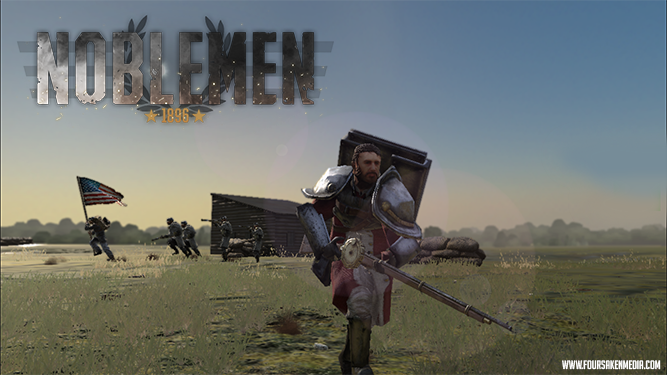 Foursaken Media Reveals 'Noblemen: 1896', an Alternate History Strategy-Shooter