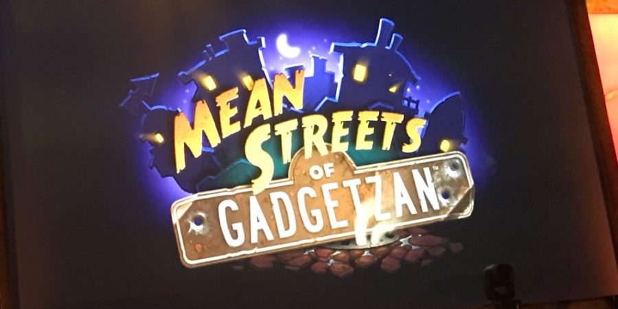 BlizzCon 2016: Blizzard Unveils 'Mean Streets of Gadgetzan', New Expansion for 'Hearthstone'