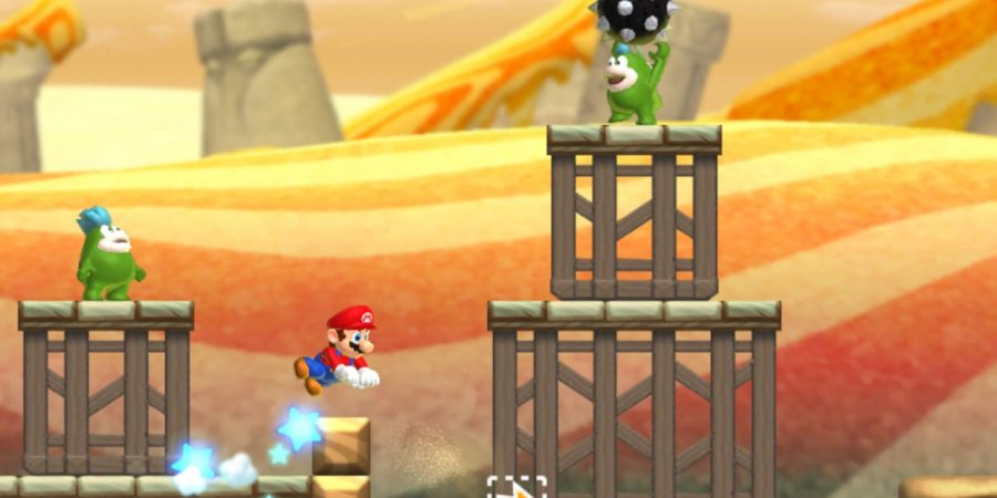 'Super Mario Run' Review - Mario and Luigi Are Doing What They Can