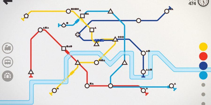 'Mini Metro' Review - Train Braining