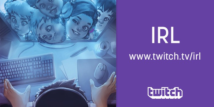 "Twitch to Bring Periscope-Style ""IRL"" Live Streaming to Mobile App Next Year"