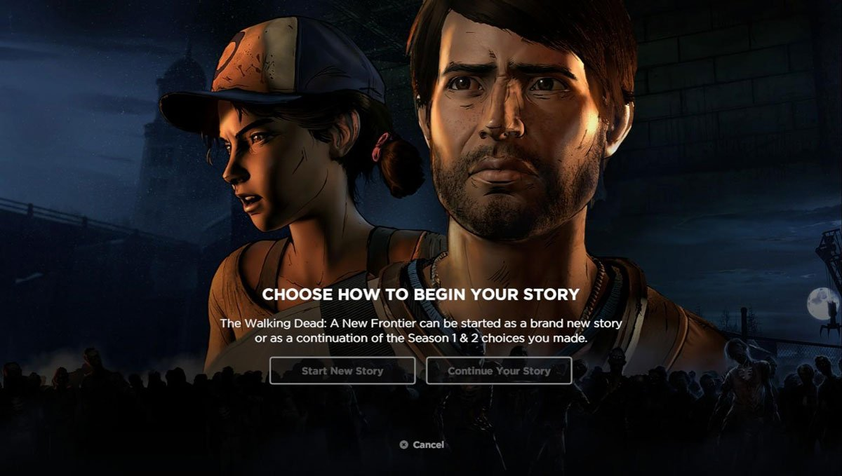 How to Import 'The Walking Dead' Saves Into Season Three, 'A New Frontier'