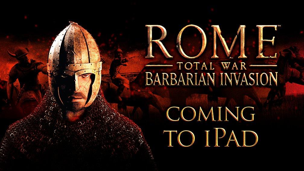 barbarian invasion