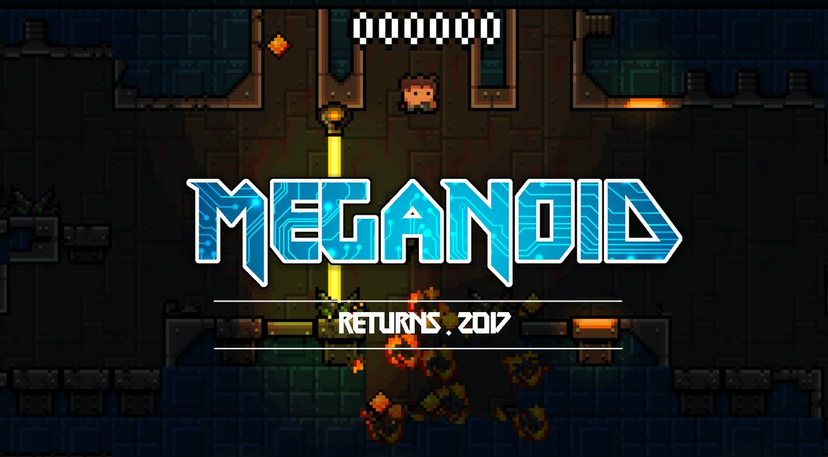 Orangepixel Working on 'Meganoid' Reboot for 2017