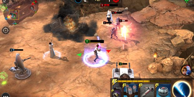 'Star Wars: Force Arena' Guide - Tips and Tricks for Winning Battles