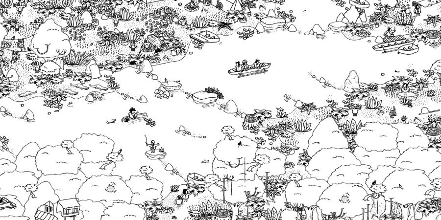 'Hidden Folks' Review - Seek This Game Out