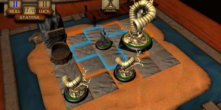 'The Warlock of Firetop Mountain' Review - Warlock Has Changed