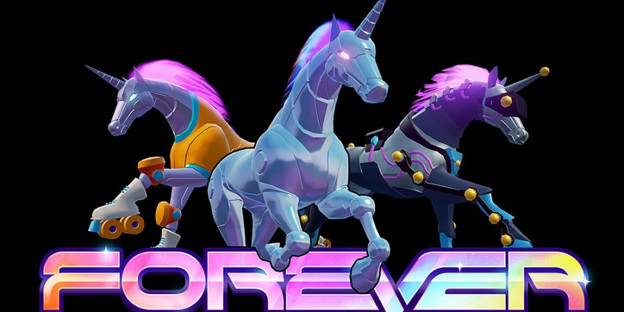 The Radiant 'Robot Unicorn Attack 3' Receiving Update With Unicorn Backstories and Performance Enhancements