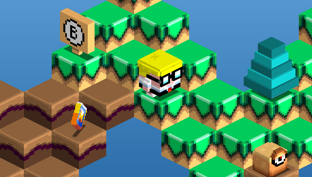 'Mudd Masher' is the Love Child of 'Mutant Mudds' and 'Totes the Goat' Coming Soon from Atooi Games