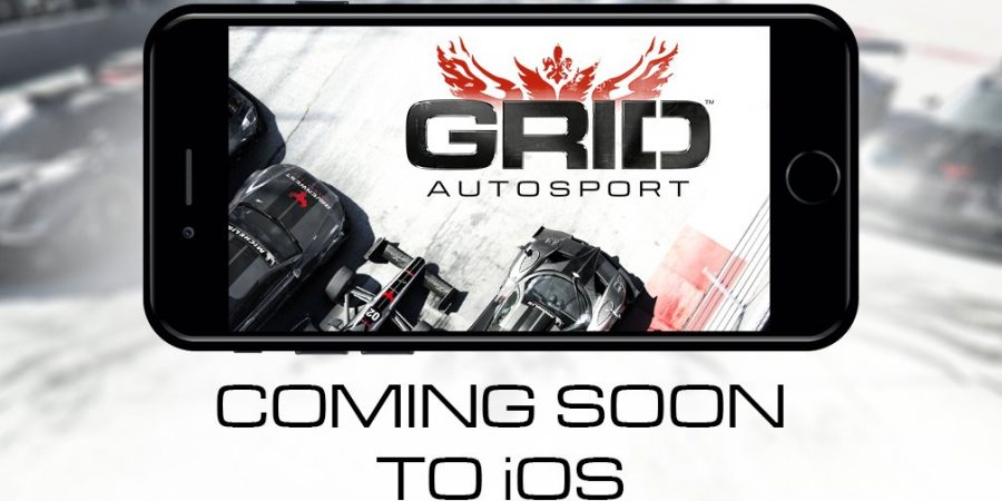 Codemasters' Console Racer 'GRID Autosport' Is Driving Onto iOS Later This Year