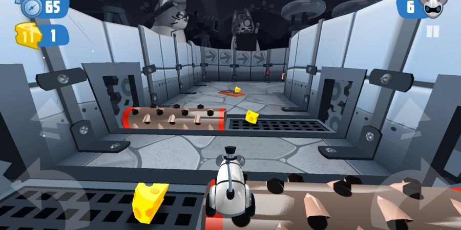 'MouseBot: Escape from CatLab' is Vector Unit's Cat-Filled Next Game