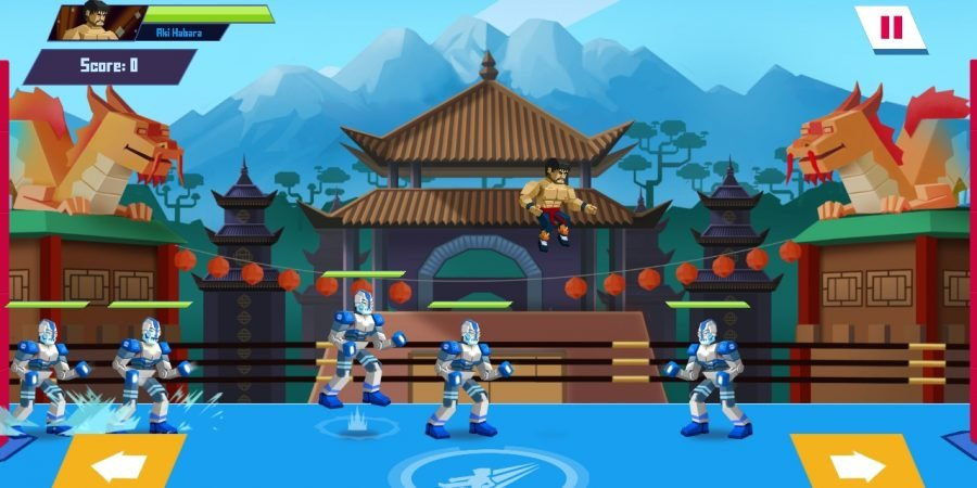 'Slam Jump' Will Bring the 'Divekick' Formula to Mobile With Some New Twists