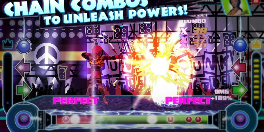 'Duel Beats', a Competitive Beat Rhythm Game, has Soft Launched