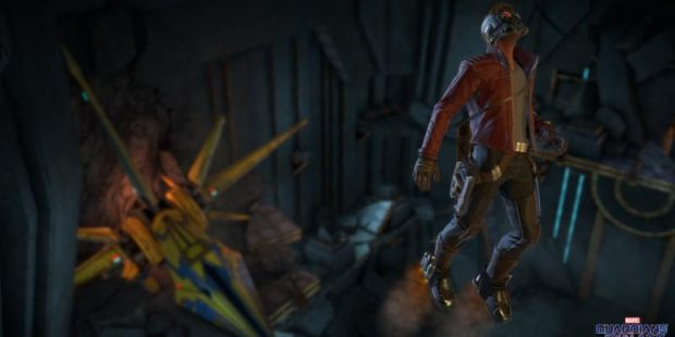We Have More Info on 'Guardians of the Galaxy: The Telltale Series'