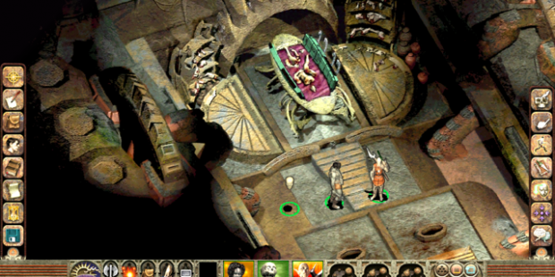 'Planescape: Torment' Review - What Can Change the Nature of an App?