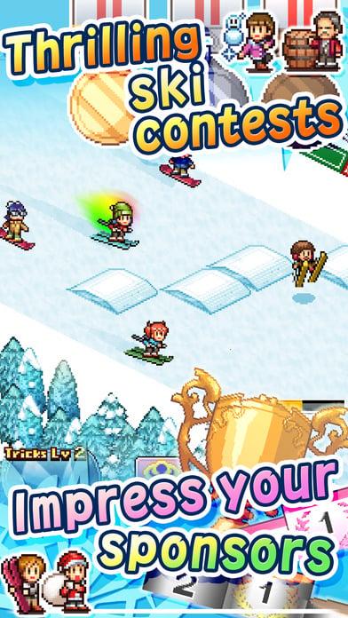 shiny ski resort 2