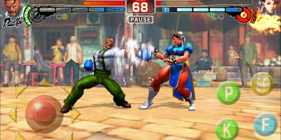 'Street Fighter IV Champion Edition' Review - A Classic Mobile Fighter Gets a Fresh Coat of Paint