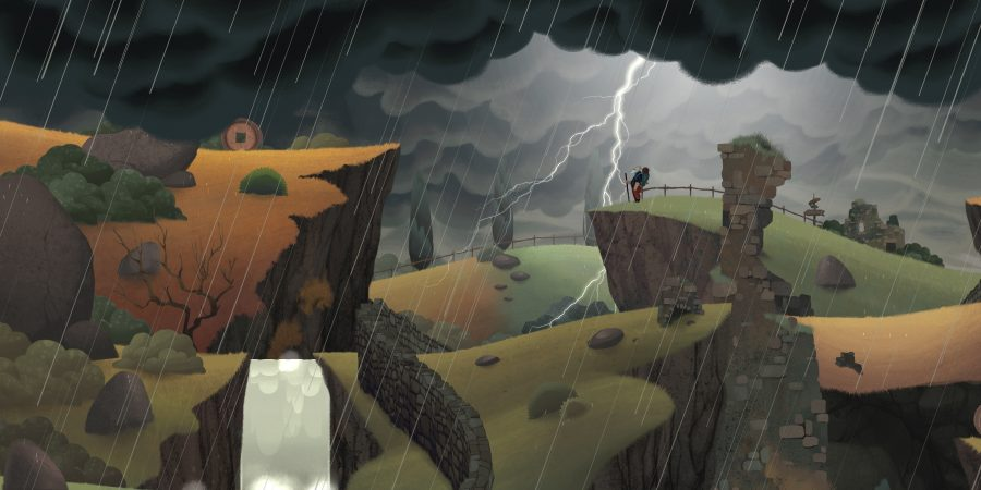 'Old Man's Journey' Review - Don't Go Chasing Waterfalls